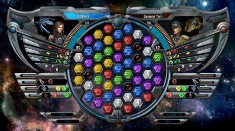 Galactrix Game